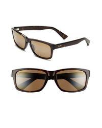 Maui Jim - Metallic 'mcgregor Point - Polarizedplus2' 58mm Sunglasses for Men - Lyst
