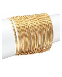 ABS By Allen Schwartz - Metallic Bitter Not Sweet Bangle Bracelet Set - Lyst