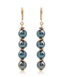 Uribe | Metallic Maureen Earrings | Lyst