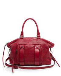 She + Lo - Red Satchel - Next Chapter Mini - Lyst