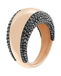 Swarovski - Multicolor Pebble Ring - Lyst
