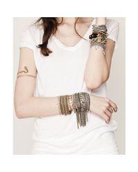 Jenny Bird - Black Artemis Cuff - Lyst