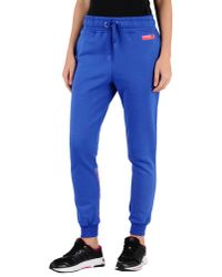 Adidas By Stella McCartney - Blue Casual Trouser - Lyst
