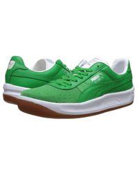 PUMA - Green Gv Special Basic Sport - Lyst