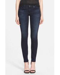 AG Jeans | Blue 'the Stilt' Cigarette Skinny Jeans | Lyst
