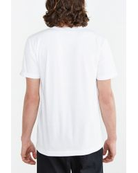 Undefeated - White 5 Strike Tee for Men - Lyst