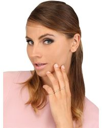 Sophie Bille Brahe - Metallic Rue De Diamant Ring - Lyst