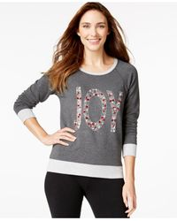 Style & Co. - Gray Only At Macy's - Lyst