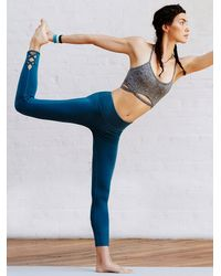 Free People - Blue Lotus Legging - Lyst