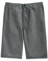 Hurley | Black Rider Shorts for Men | Lyst