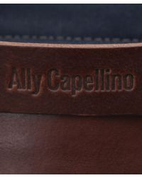 Ally Capellino - Blue Large Navy Owen Bag - Lyst