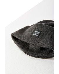 Herschel Supply Co. | Gray Abbott Beanie | Lyst