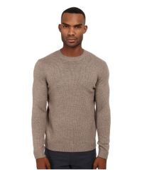Theory | Gray Veron.fengsel Sweater for Men | Lyst