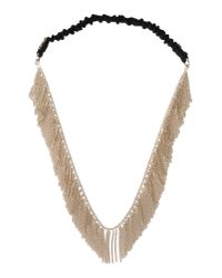Maison Michel | Black Hair Accessory | Lyst