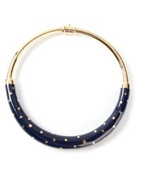 Aurelie Bidermann | Blue 'rive Gauche' Necklace | Lyst