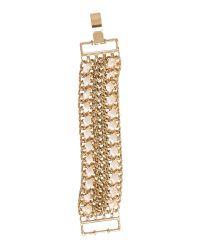 Ziba - Metallic Aada Bracelet - Lyst
