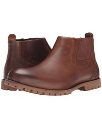 Bogs | Brown Johnny Chelsea Boot for Men | Lyst