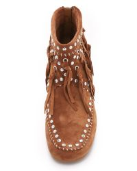 Ash - Brown Spirit Booties - Lyst