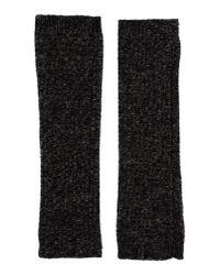 Bark - Gray Gloves - Lyst