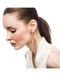 Lulu Frost | Multicolor Traveler Earring | Lyst
