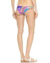 Luli Fama | Multicolor Bajo Un Mismo Bikini Bottoms - Multi | Lyst
