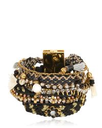 Hipanema | Black Onyx Bracelet | Lyst