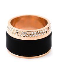 Vita Fede | Black 'cigar' Ring | Lyst