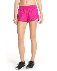 Nike | Purple 'hsc' 2-in-1 Shorts | Lyst