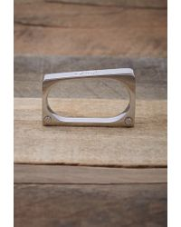 Forever 21 | Metallic Vitaly Freunde Ring for Men | Lyst