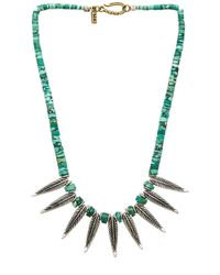 Vanessa Mooney | Blue The Prairie Necklace | Lyst