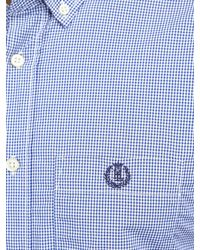 Henri Lloyd | Blue Regular Shirt for Men | Lyst