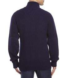 Moods Of Norway - Blue Trond Kato Cardigan for Men - Lyst