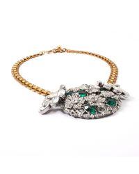 Lulu Frost - Metallic 50 Year Necklace #3 - Lyst