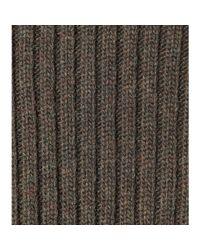 Marni - Natural Ribbed Wool Sweater - Lyst