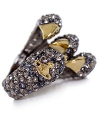 Vivienne Westwood | Metallic Gilda Claw Ring | Lyst