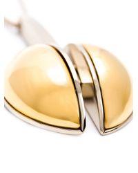 Chloé | Metallic 'ellie' Necklace | Lyst