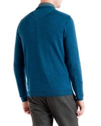 Ted Baker | Blue Ramatak Jumper for Men | Lyst