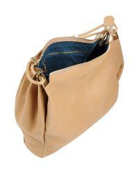 Lanvin - Natural Handbag - Lyst