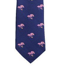 Eton of Sweden - Blue 7Cm Flamingo Jacquard Tie for Men - Lyst