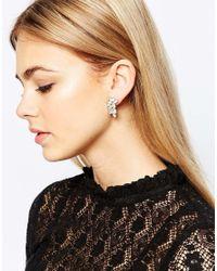 Lipsy - Metallic Ariana Grande Pretty Multipack Earrings - Lyst