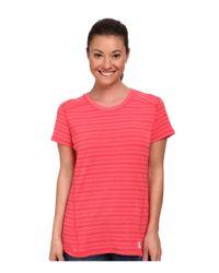 Carhartt - Pink Force T-shirt - Lyst