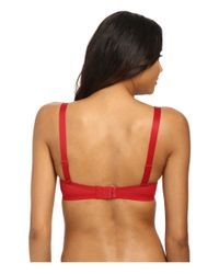 Wolford | Red Clair Bustier | Lyst