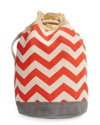 TOMS - Multicolor 'reef' Canvas Bucket Bag - Lyst