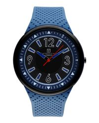 Tateossian | Black Wrist Watch for Men | Lyst