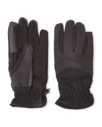 Weatherproof - Black Soft Touch Stretch Tech Gloves for Men - Lyst