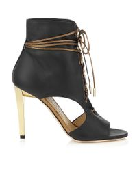 Jimmy Choo - Black Minka 100 - Lyst