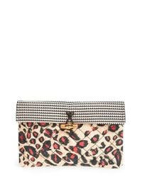 Maison Scotch | Pink Quilted Clutch | Lyst