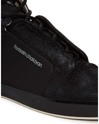 PUMA | Black Puma Chalayan Glide Sneakers for Men | Lyst