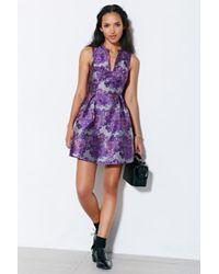 Ladakh - Purple Miss Saigon Dress - Lyst