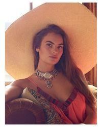 Natalie B. Jewelry | Metallic Natalie B. Tavi Choker In Silver | Lyst